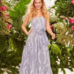 NWT Lilly Pulitzer Aviana Maxi Dress
